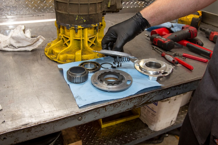 011 Ppe Diesel Gm Transfercase Pump Rub Fix Kit Install