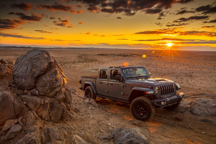 012 Jeep Badge Of Honor Program Update With New Off Road Trails