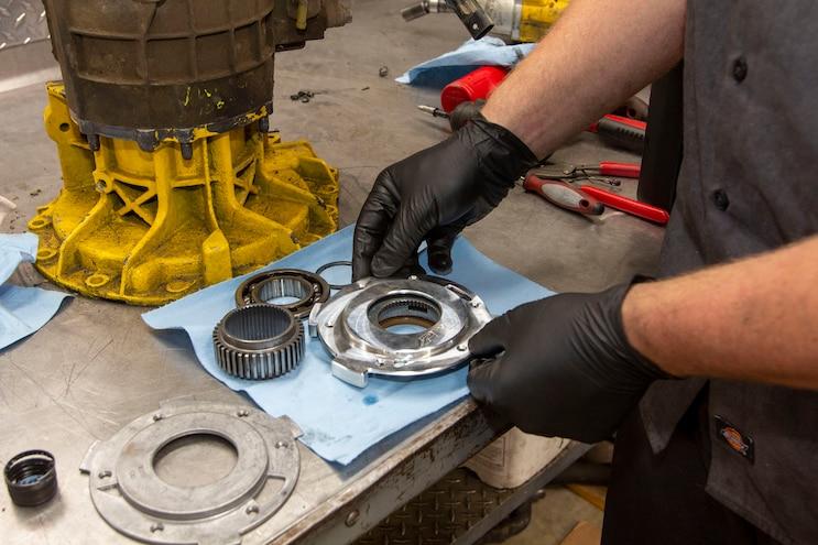 012 Ppe Diesel Gm Transfercase Pump Rub Fix Kit Install