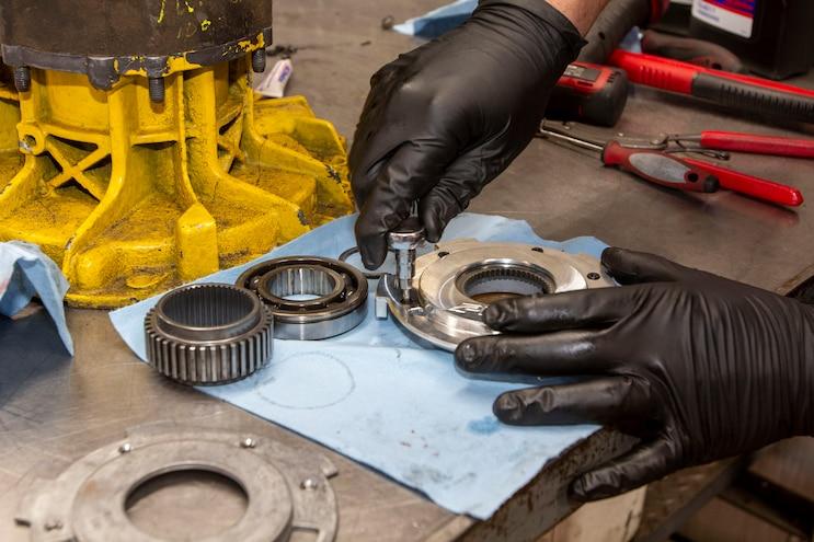 014 Ppe Diesel Gm Transfercase Pump Rub Fix Kit Install