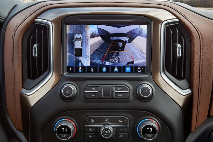 015 2020 Chevy Silverado 1500 Towing Camera Views