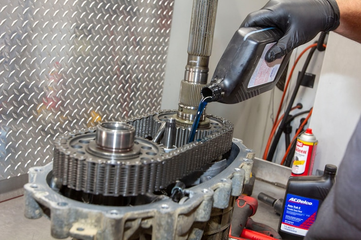 015 Ppe Diesel Gm Transfercase Pump Rub Fix Kit Install