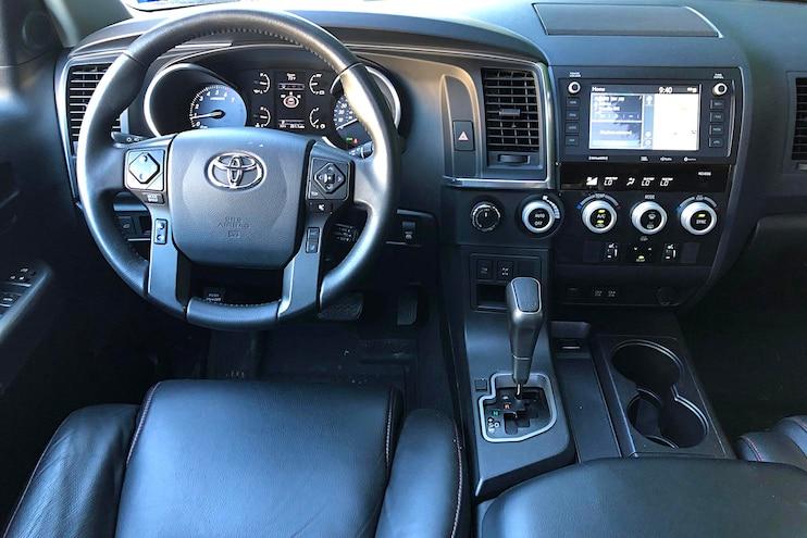 017 2020 Toyota Sequioa Trd Pro Daily Driven
