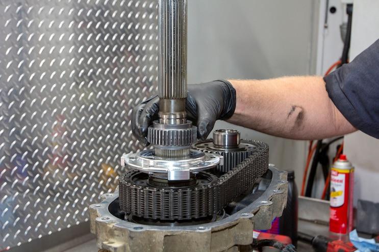 017 Ppe Diesel Gm Transfercase Pump Rub Fix Kit Install