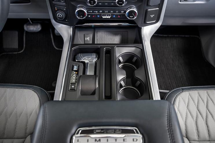 020 2021 Ford F150 Folding Shifter