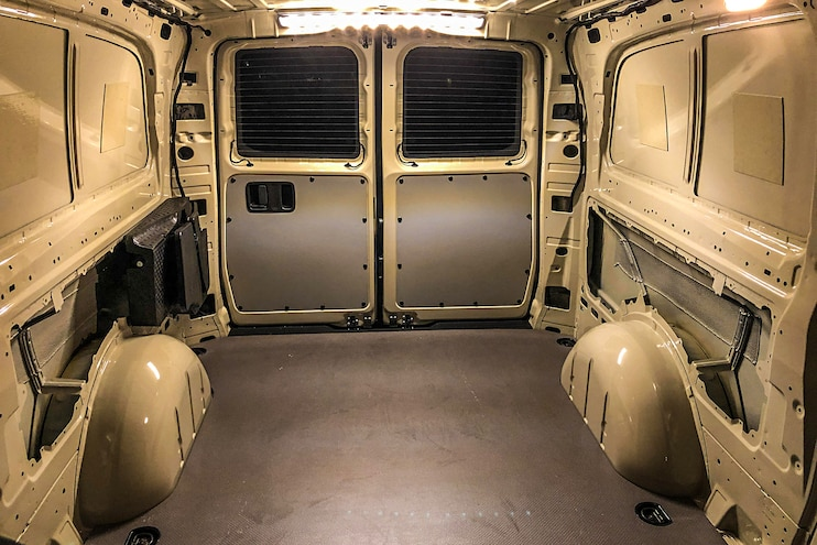 023 2019 Mercedes Benz Metris Cargo Van Review