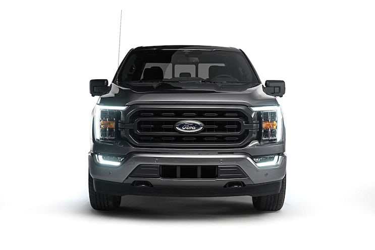 023 All New 2021 Ford F150