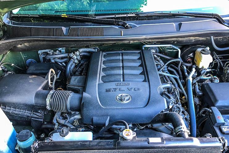033 2020 Toyota Sequioa Trd Pro Daily Driven