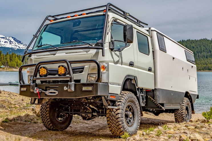 Would You Wheel the EarthCruiser Dual Cab EXP?