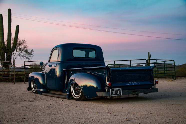 1950 Chevy 3100 Ole Lady 03