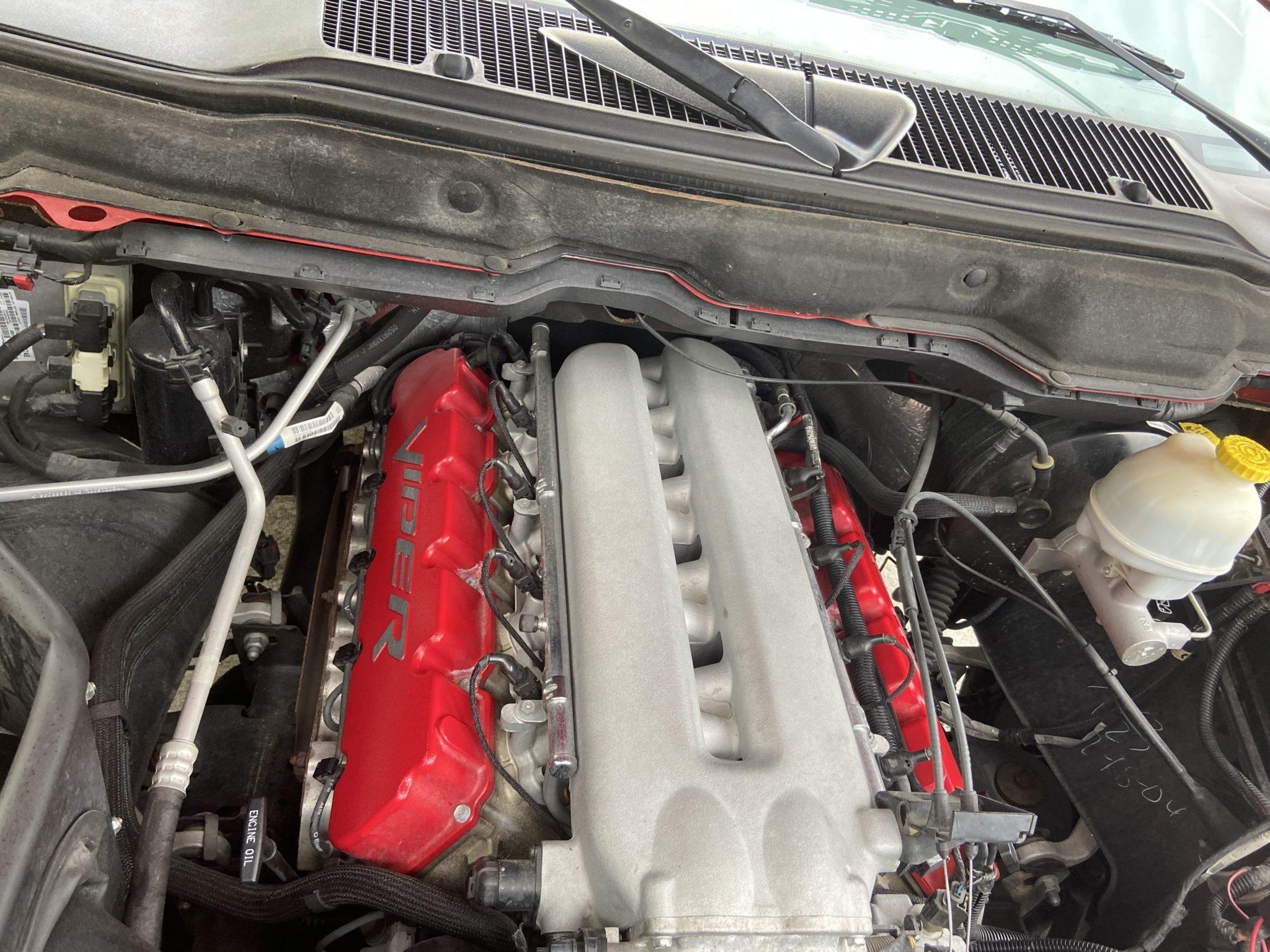 2004 Dodge Ram Srt 10 Viper Truck Sells For 22k