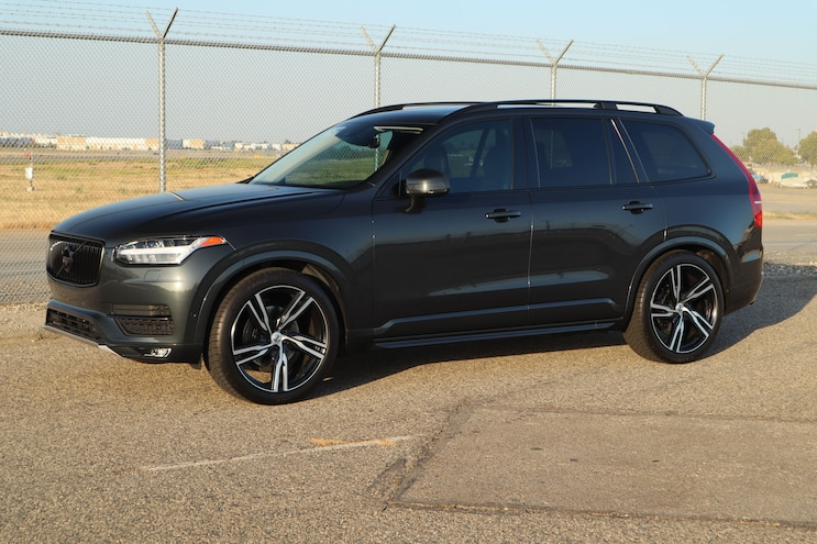 Can Truckin Make a 2nd Gen Volvo XC90 Cool?