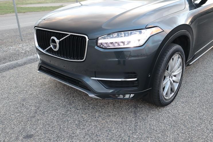 2017 Volvo Xc90 Lowering Brakes 22s Wrap 03