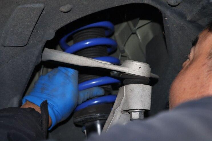 2017 Volvo Xc90 Lowering Brakes 22s Wrap 09