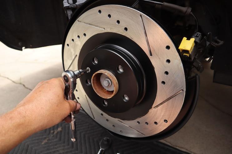 2017 Volvo Xc90 Lowering Brakes 22s Wrap 29