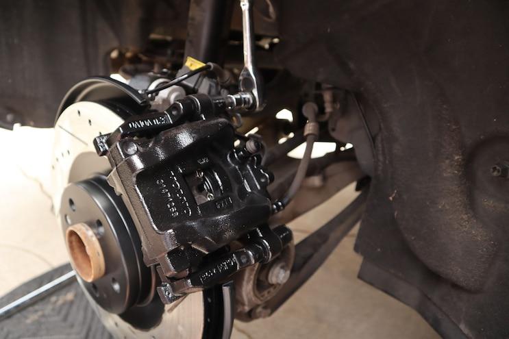 2017 Volvo Xc90 Lowering Brakes 22s Wrap 31