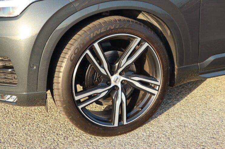 2017 Volvo Xc90 Lowering Brakes 22s Wrap 41