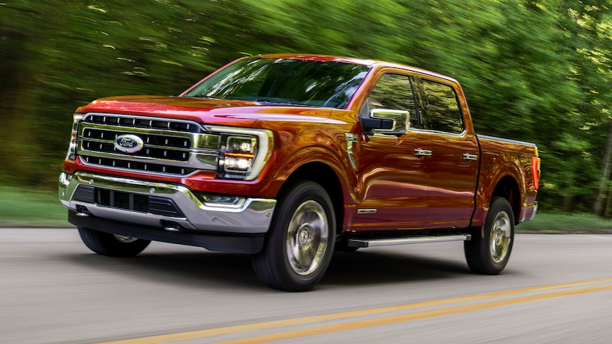 2021 Ford F-150, A Half-Ton Refreshed - Episode 128 of The Truck Show Podcast