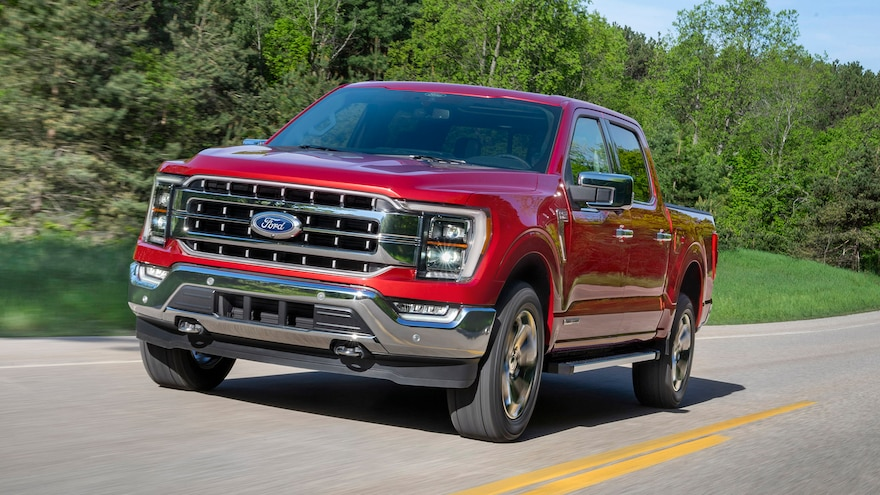 The 2021 Ford F-150's Coolest (and Weirdest) Features