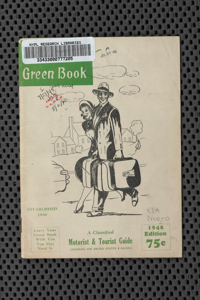Green Book Cover 1948
