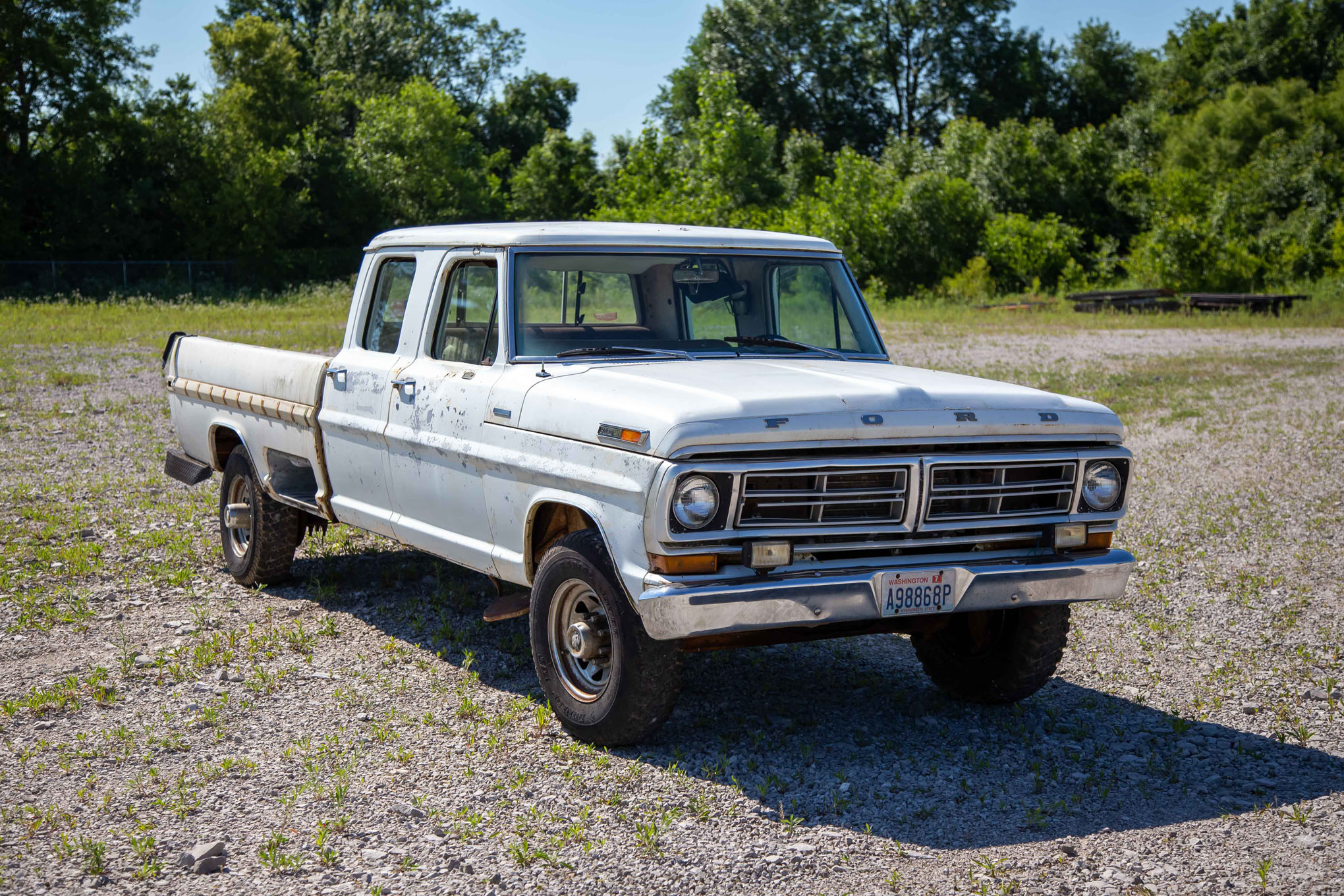Gateway Bronco Restomod 1969 Ford F250