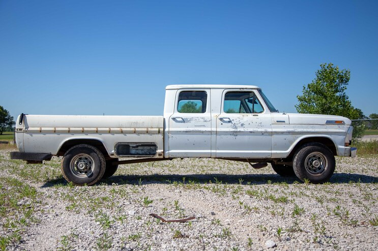 Ford F250 Crew Cab 3