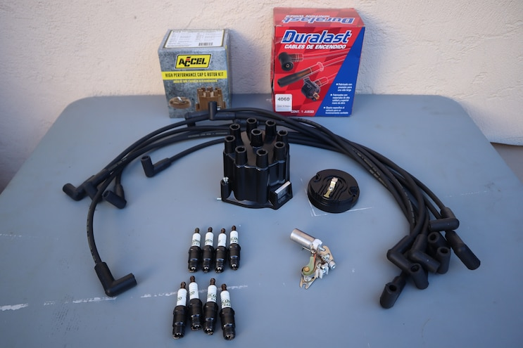 Small Block Chevy Tune Up Ignition 02