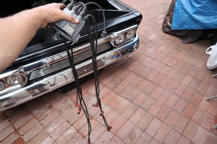 Small Block Chevy Tune Up Ignition 08