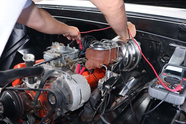Small Block Chevy Tune Up Ignition 22