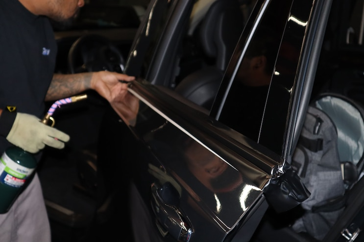 Trim Blackout Any Truck Or Suv 08
