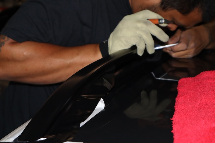 Trim Blackout Any Truck Or Suv 17