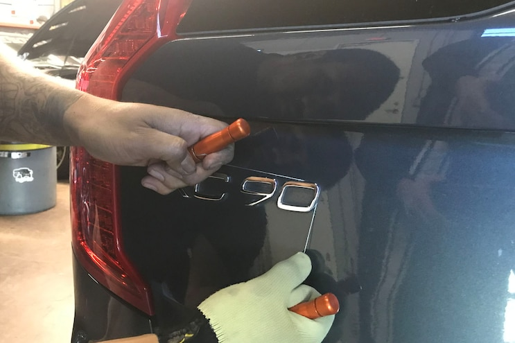 Trim Blackout Any Truck Or Suv 31
