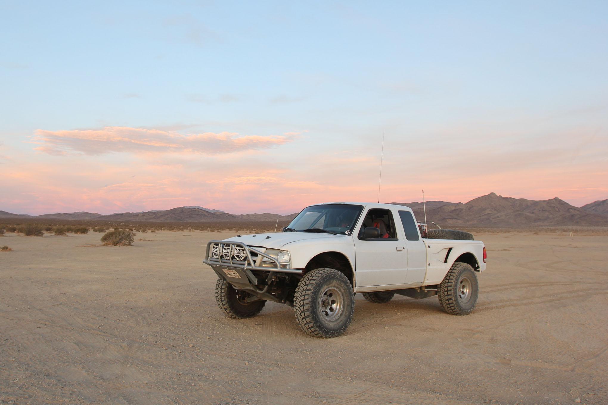 1999 Ford Ranger prerunner V-8 Barn Find Update [ 1360 x 2040 Pixel ]