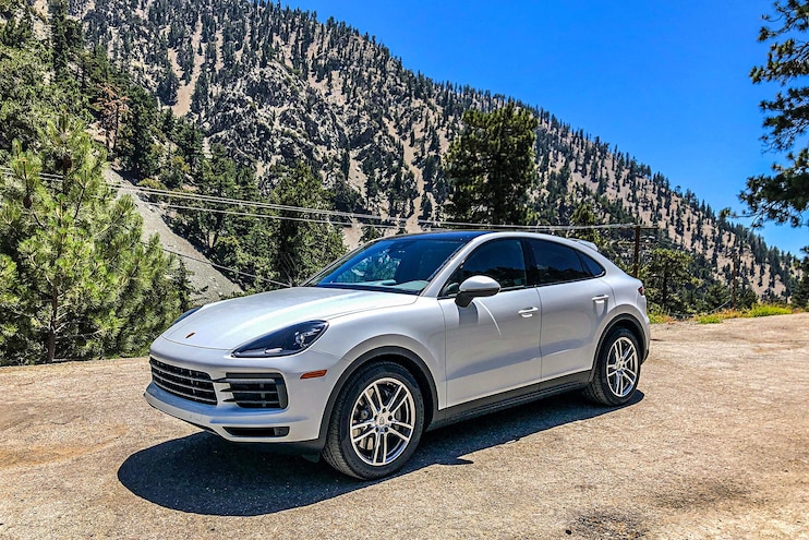 2020 Porsche Cayenne S Coupe: Daily Driven