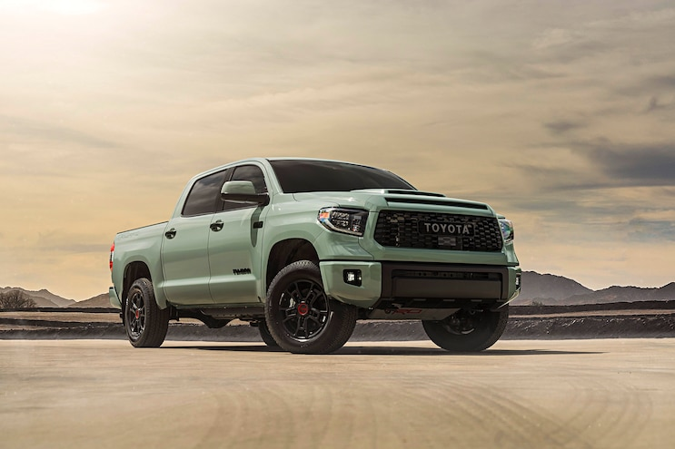 Toyota Refreshes Tundra, 4Runner, and Land Cruiser for 2021