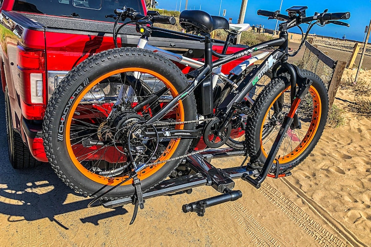 Gear Review: Kuat NV 2.0 Bicycle Hitch Rack
