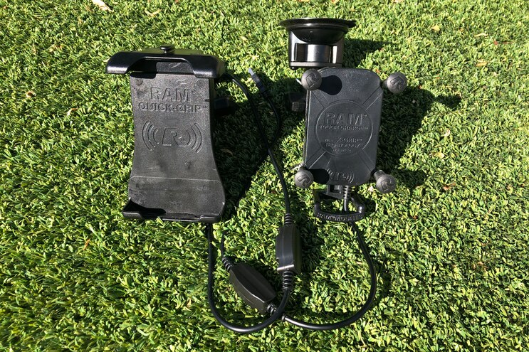 001 Ram Mounts Wireless Phone Charger
