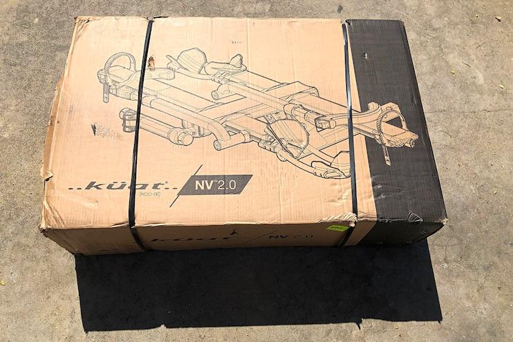 002 Kuat Nv 20 Bike Hitch Rack Review