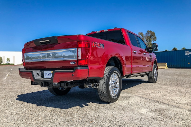 003 2020 Ford F250 Super Duty Limited Long Term Introduction