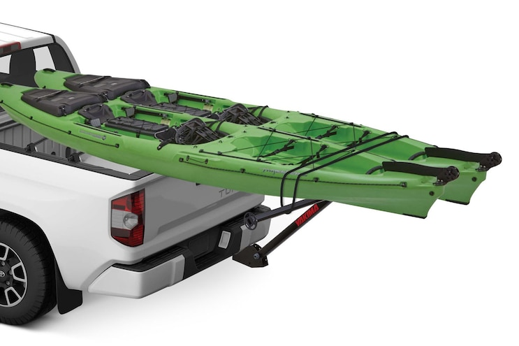 004 Best Truck Bed Extender Kayak