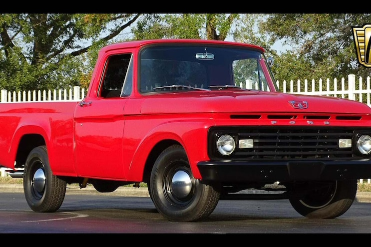 004 History Of Fords F 150