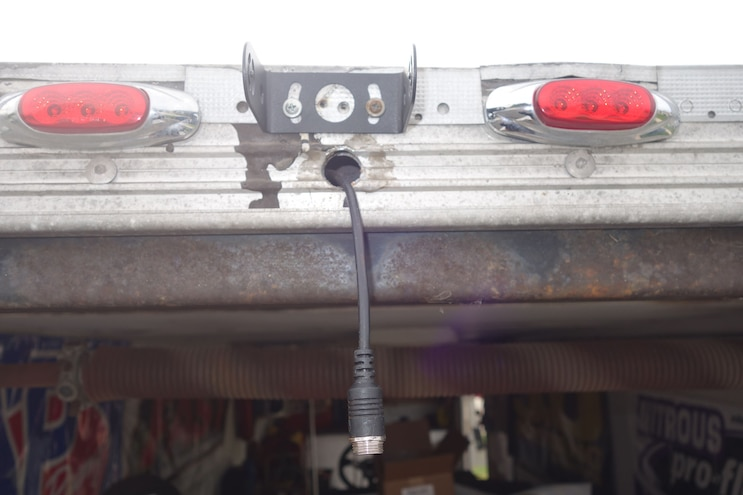 005 Installing A Backup Camera For Trailers