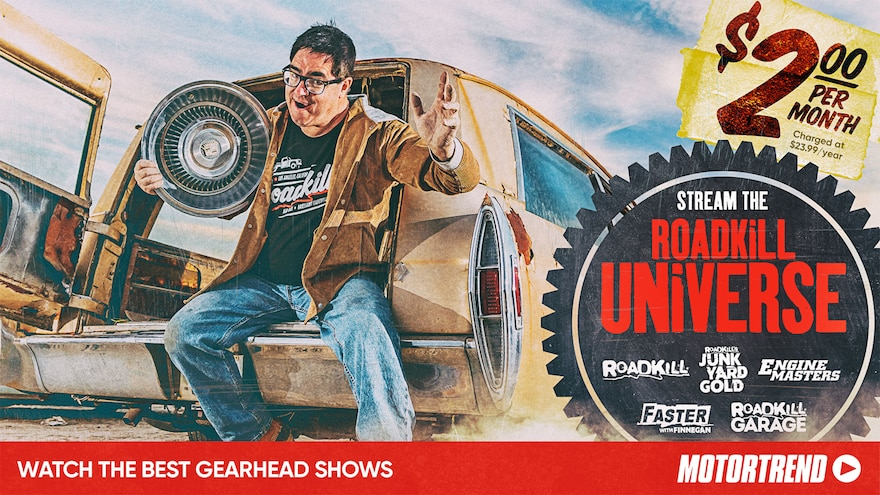 Get To Know The Roadkill Universe With David Freiburger And Mike Finnegan 5 Shows Gearheads Will Love