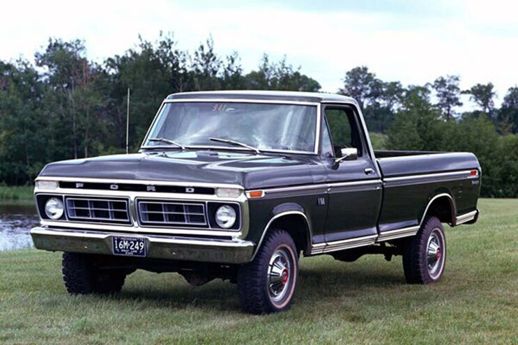The History of Ford's F-150