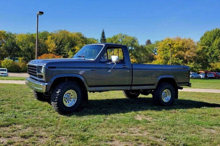 007 History Of Fords F 150