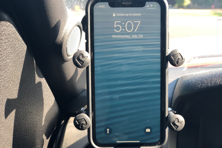 007 Ram Mounts Wireless Phone Charger