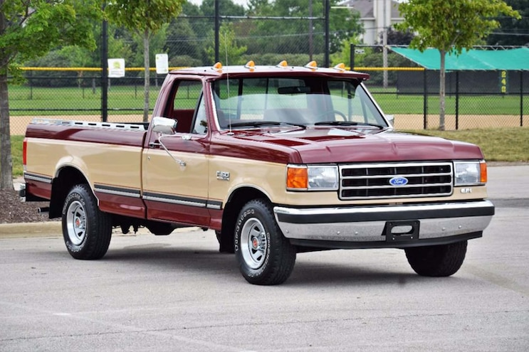 008 History Of Fords F 150