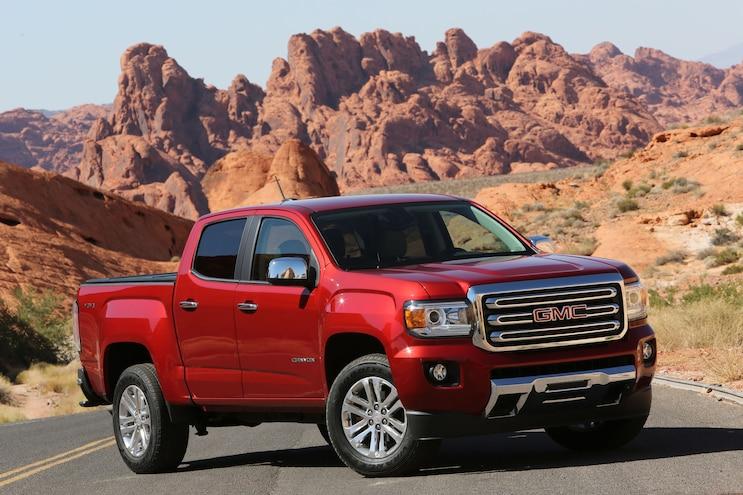 008 Longest Lasting Trucks On The Road Gmc Canyon
