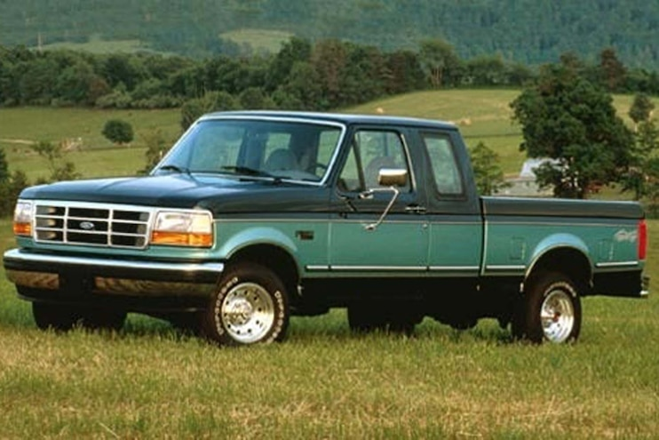 009 History Of Fords F 150