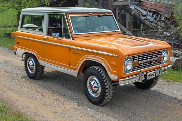 2021 Bronco Fever: Looking Back to the Bronco's 50th Anniversary